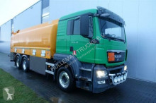 camião MAN TGS26.480 COMPLETE TANK TRUCK RETARDER EURO 5 ST