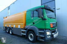 vrachtwagen MAN TGS26.480 6X2 COMPLETE TANK TRUCK RETARDER EURO