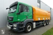 vrachtwagen MAN TGS26.480 6X2 COMPLETE TANK TRUCK EURO 5 RETARDE