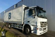 camion nc MERCEDES-BENZ - ACTROS 2532 6X2 BOX DAY CABIN EURO 5