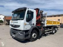 vrachtwagen bouwkipper Renault