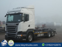 camion transport containere Scania