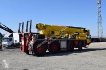 vrachtwagen Faun BKF 40-4L / LKW Berger / 40 Ton
