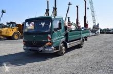 ciężarówka Fassi MERCEDES-BENZ - 815 Pritsche + Kran