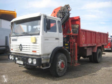 camion halfpipe tipper Renault
