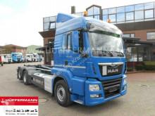 camión MAN TGS TGS 26.460 6x2 Euro6 Multilift 21S Abrollkipper