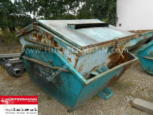 Ver las fotos Equipamientos  nc 3cbm mit Deckel Absetzcontainer / Absetzmulde