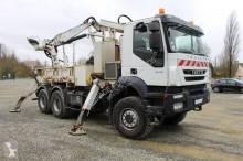 camion carrello perforatore usato