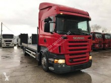 camion trasporto macchinari Scania