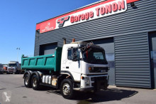 Volvo two-way side tipper truck