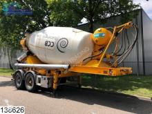 camion MOL Beton mixer 10 M3, Imer group LT 100 H 10000 Liter Beton / Concrete Mixer