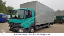 camion cu prelata si obloane Mercedes