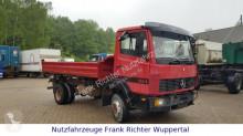 camion ribaltabile trilaterale usata