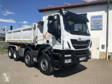 camion Iveco AD340X48Z 8x4 X-Way Kipper Bordmatik Intarder