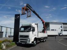 Volvo FH 480 6x2 Baustoffpritsche Heckkran PK 17502 truck