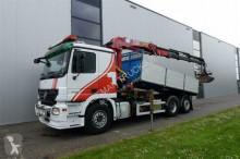 HMF MERCEDES-BENZ - ACTROS 2546 6X2 2220 EURO 5 truck