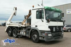 camião Mercedes 2641 Actros, 6x2, Meiller AK 16, 3 achser, AHK!