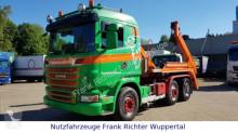 vrachtwagen Scania 1.Hd. D-Fzg. Euro 5,Meiller,org449TKMSchalter