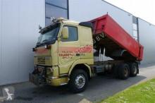 Volvo FH12.460 6X4 MANUAL FULL STEEL HUB REDUCTION truck