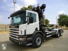 Scania LKW Container
