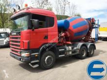 грузовик техника для бетона бетоновоз / автобетоносмеситель Scania