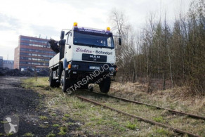 MAN 18.280 4x4 HIAB 166 Road RAIL Two way Schiene LKW