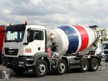 kamion beton frézovací stroj / míchačka použitý