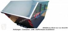 camião Mercedes 7cbm AM 2.7 Absetzcontainer / Absetzmulde
