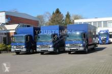 camion Mercedes Atego 1218 MP3 Koffer/ LBW+Rolltor/ Luftfederung