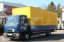 camion Iveco EuroCargo 120E18 EEV Koffer + Ladebordwand