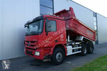 камион nc MERCEDES-BENZ - ACTROS 2655 6X4 DUMPER FULL STEEL RETARDER EURO