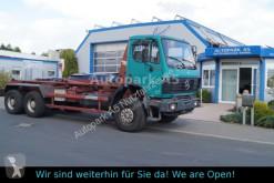 camion Mercedes SK 2527 6x4 Gergen Kipper Abrollkipper