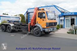 camion Mercedes SK 1827 2627 Abrollkipper Palfinger marrel