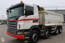 ciężarówka Scania - G480 8x4 tipper