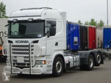 Scania R560 V8 6x2 RETARDER EURO 5 LKW