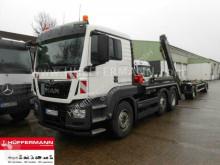 camion MAN TGS 26.500 6x2-4BL Multilift FTR18 Absetzkipper