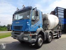 vrachtwagen Iveco Trakker 350 Mixer / 8x4 / Manual / Full Steel / 10M3