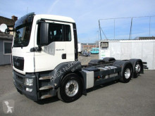 ciężarówka MAN TGS 26.360 BL