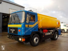 camion MAN 17.292 (BIG AXLE / 6CYLINDER / 13200L / 2 COMPARTMENTS)