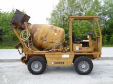 camion béton toupie / Malaxeur Dieci