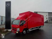 ciężarówka Mitsubishi Fuso Canter 9C15 Koffer + LBW 4.530kg NL Euro 6