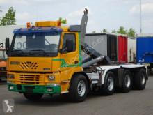 camion Volvo TERBERG FM 1850 T 8x4 LEEBUR HAKENGERAT
