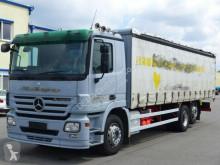 vrachtwagen Mercedes Actros 2536*Euro5*Retarder*Lift*Edsch 2532