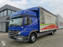 Mercedes Atego 1220 L / Ladebordwand / Manual / EDSCHA truck