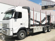 camion nc FH 460 6x4 FH 460 6x4 Holztransporter, Heckkran Loglift 120S, 2x Vorhanden!