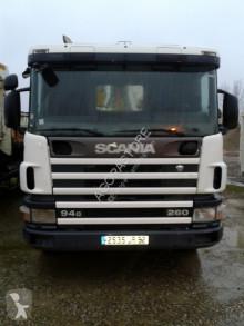 camião Scania