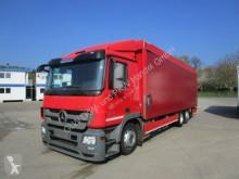 camión Mercedes ACTROS 2541 L Prtsche LBW 2 to*Schiebe*Lenkachse
