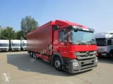 camião Mercedes ACTROS 2541 L Pritsche 8,25 m LBW 2 T*Lenkachse