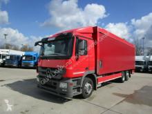 Mercedes ACTROS 2541 L Getränkepritsche LBW 2 T*Lenkachse truck