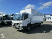 camión Mercedes ATEGO 1222 L Koffer 7,20 m LBW 1,5 T*Diff.Sperre